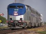 AMTK Train 821