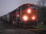 BNSF ES44DC 7750