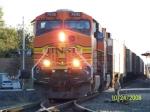 BNSF ES44DC 7690