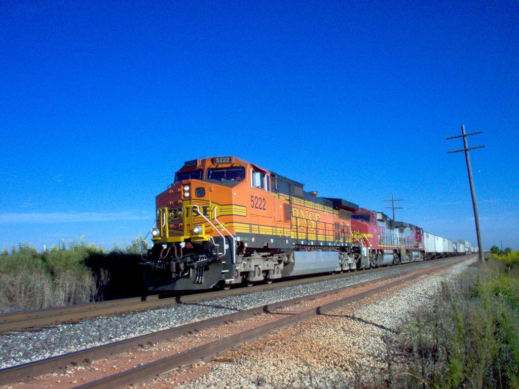 Southbound Z-Train