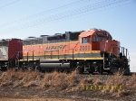 BNSF GP38-2 2000