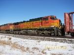BNSF C44-9W 4897