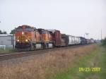 BNSF C44-9W 4381