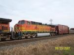 BNSF C44-9W 4537