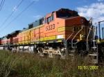 BNSF C44-9W 5323