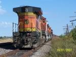 BNSF C44-9W 4929