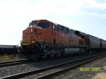 BNSF ES44DC 7575