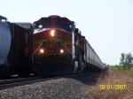 BNSF C44-9W 4574