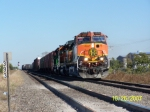 BNSF C44-9W 1023