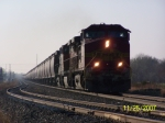 BNSF C44-9W 742