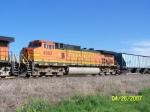 BNSF C44-9W 4882
