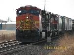 BNSF C44-9W 5506