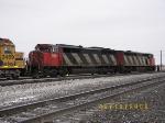 CN SD60F 5562