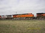 BNSF ES44DC 7614