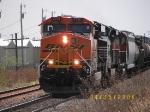 BNSF ES44DC 7781
