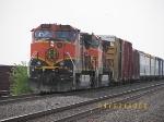 BNSF C44-9W 1005