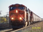 BNSF ES44DC 7537