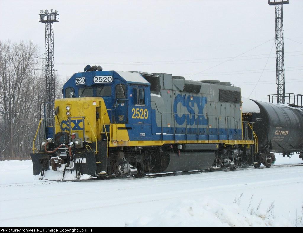 CSX 2520
