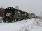 NS 3545 & 3540 leading 36E