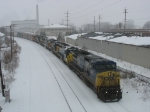 CSX 7881 leads a heavily powered Q326