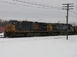 CSX 581 & 508
