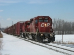 CP 6017 & 6001 leading X500