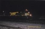 BNSF SD70MAC 9906