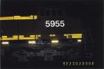 BNSF ES44AC 5955