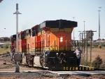 BNSF ES44DC 7637