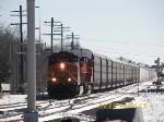 BNSF C44-9W 5316
