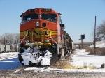 BNSF C44-9W 4673