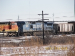Ex-CR now NS C40-8W 8363