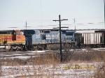 Ex-CR now NS C40-8W 8363
