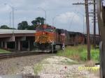 BNSF C44-9W 5202