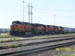 BNSF C44-9W 4932