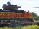 BNSF ES44DC 7739