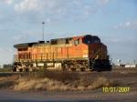 BNSF C44-9W 4032
