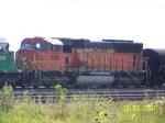 BNSF SD70MAC 9985