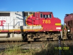 BNSF C44-9W 785