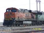 BNSF ES44DC 7794