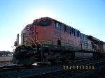 BNSF ES44DC 7687