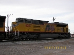 UP SD70ACe 8315