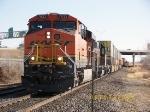 BNSF ES44DC 7622