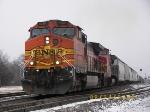 BNSF C44-9W 5086