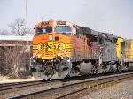 BNSF ES44DC 7671