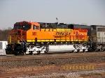 BNSF ES44AC 5851