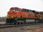 BNSF ES44DC 7641