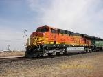 BNSF ES44DC 7738