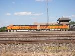BNSF ES44AC 5803 & ES44DC 7672