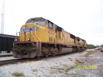 UP SD70M 4372